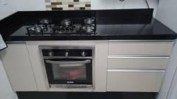 Vendo pedra cooktop e o forno