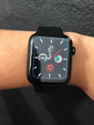 Relógio smartch promoção iwo 26 tela infinita poucas unidades