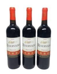 Vinho Tinto Seco Importado Português Abadia Bairrada cx c/3