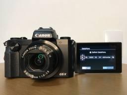 Câmera digital Canon G5 X