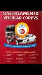 Rastreador de veículos Corpvs