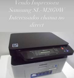 Impressora Samsung M2070W Xpress a laser