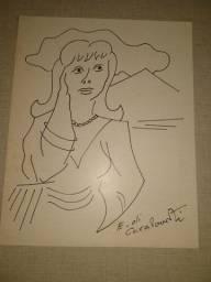DI Cavalcanti desenho