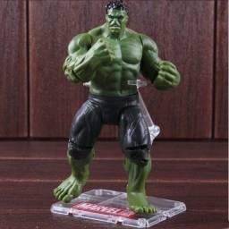 Action Figure Hulk - Marvel Guerra Civil - Aceito Cartão