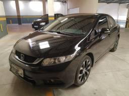 Vendo Honda Civic LXR 2016 Automatico (Único Dono)