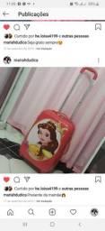 Mala de viagem Princesa