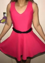 Vestido princesa azuerc