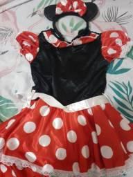 Vestido Da Minie