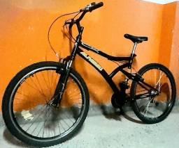Bicicleta ALFAMEQ aro 26, em perfeito estado.