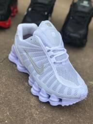 Tênis Nike Shox 12 molas masculino