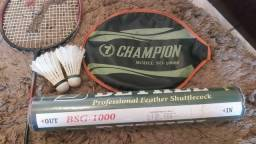 Badminton Koreano. Kit completo.
