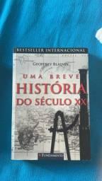 Livro uma breve história do século XX