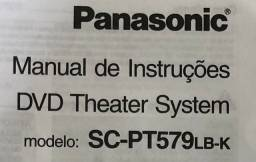 HOME THEATER - Panasonic 5.1 Wireless