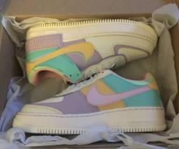 Nike Air Force Shadow Pastel Multi