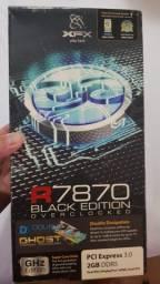 Placa de vídeo amd radeon hd 7870 oc 2gb gddr5 256-bit pci-e 3.0 x16