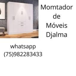 Momtador de móveis