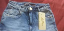 Vendo calça de Brin tamanho 38 Le Paris