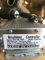 Comtrolador 1000w sem sensor mais acelerador