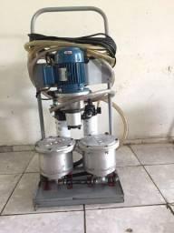 Purificador de óleo hidraulico de microfiltragem de umidade
