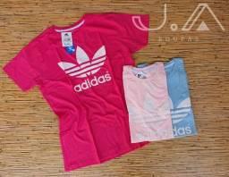 Camiseta feminina Premium Adidas