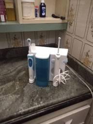Oral-B Oxyjet 1000 Irrigador + Escova Eléctrica