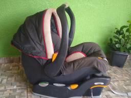 Bebê conforto com base da Chicco
