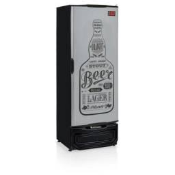 Cervejeira Porta Cega Tipo Inox 410 litros GRBA-400 GW Gelopar (Produto Novo)