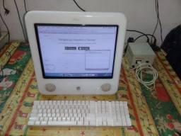 eMac Apple Funcionando perfeitamente