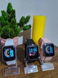 Relógio Smartwhatch Y68 D20 A Prova D?água