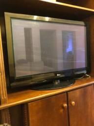 TV LG 42 polegadas com defeito