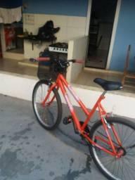 Bicicleta aro 26 feminina
