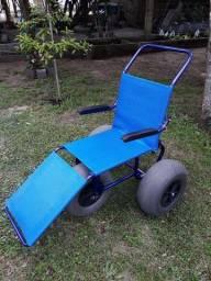 Cadeira Rodas Anfíbia
