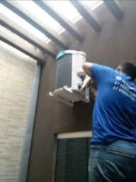 Técnico de ar condicionado atendo todos os bairros