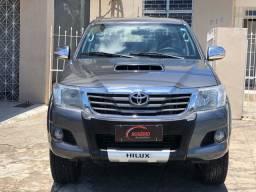 Hilux CD SRV aut 4x4 Diesel  2013