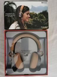 Headset Bluetooth/ Fone sem Fio Freedom 2 + Novo
