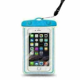 Capa pra celular a prova d'água $15