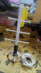 Antena sinal digital