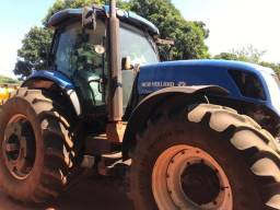 Trator T7 New Holland - Parcelo