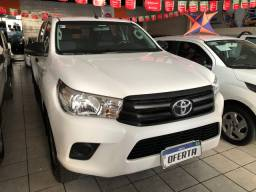 Hilux 2.8 Diesel Cabine Dupla 4X4 Manual 6 Marchas