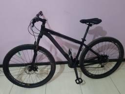 Vendo bicicleta aro29+ suporte para carro