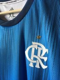 Camisa Oficial de jogo Flamengo Adidas TAM GG