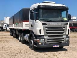 Scania R-420 6x4 2011 Bi-trem 2005 Librelato