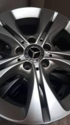 Mercedes Benz jogo de rodas aro 17