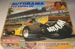 Autorama Estrela - Fittipaldi Série alta rotação
