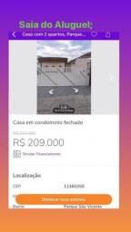 2 quartos, Parque São Vicente - São Vicente/SP