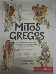 Livro Mitos Gregos Novo