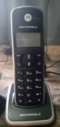 Telefone Motorola fixo com duas base