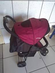 Carrinho de bebê portátil