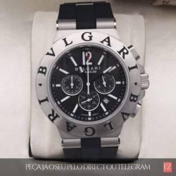 Relógio Bvlgari Titânium