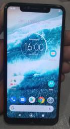 Smartphone Motorola One - Dual Chip Android 10 - Branco